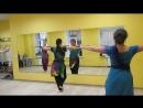Джатисварам рага Атхана научиться кучипуди
