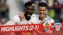 Resumen de Elche CF vs CD Lugo (2-1)