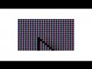 [OneSideMedia] Эффект монитора с пикселями | After effects pixel screen tutorial