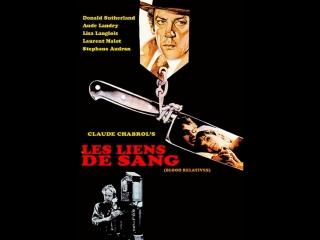 Кровные узы _ Les liens de sang (1978) Канада, Франция