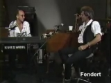 Keith Richards Paul Shaffer Friday Night Video 1986 part 2