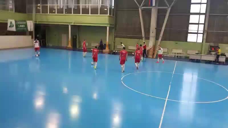 Чемпионат России 1 лига МФКСпарта - Кедр