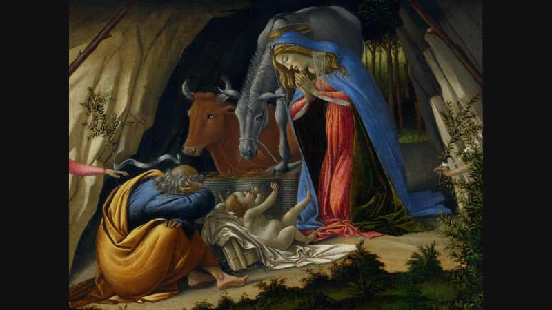 BBC Частная жизнь шедевров Рождество Сандро Боттичелли 2010 док фильм история искусства