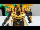 Трансформеры Автоботы Мультик из игрушек Для детей Про Машинки Бамблби и Оптимус Прайм
