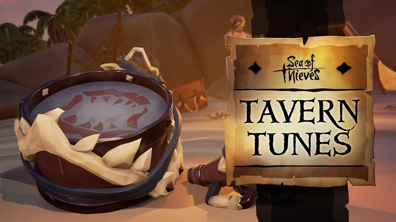 Official Sea of Thieves Tavern Tunes Summon the Megalodon