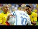 Zinedine Zidane VS Brazil 2006 ● Magical Performance