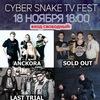 18/11 Cyber Snake TV Fest в Москве