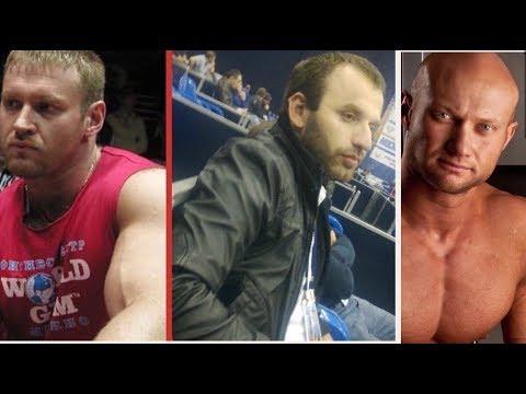 Андрей Антонов, Григор Чилингарян и Юрий Спасокукоцкий