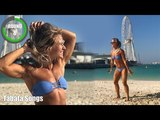 Tabata Songs Beach Workout - w Inger Houghton
