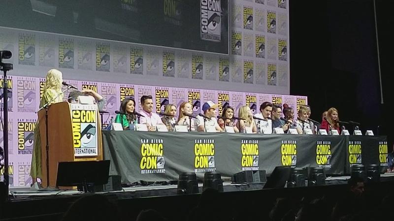 Riverdale - SDCC Panel Clip 2 - Majestic Entertainment News Coverage