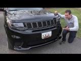 Jeep Trackhawk за $100 000 это самый мощный внедорожник в истории