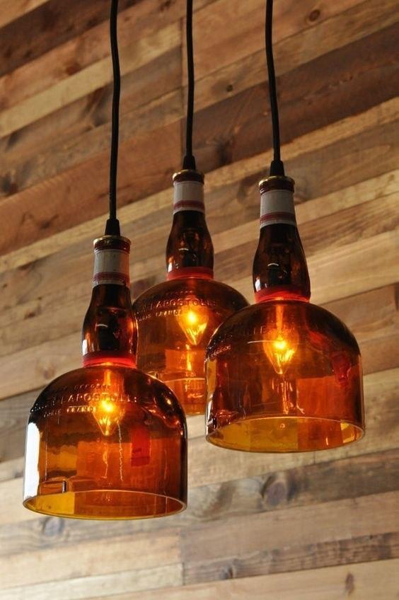 Необычные светильники.
