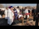 Архиерейское богослужение в день Собора новомучеников Люберецких Закладка камня в д Машково