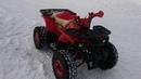 Мини Обзор Квадроцикла Avantis 125 Полный Люкс 10 лошадей 2 серия