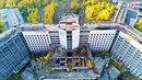 Снос госпиталя КГБ г Железнодорожный 14 октября 2017