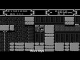 Duck Tales 2  (nes) (retro style white and black colors) (no comments)