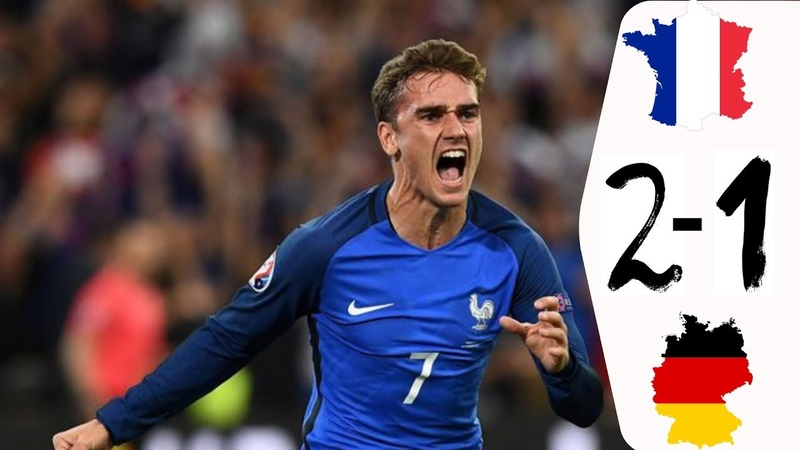 Germany vs France 1-2 All Goals Highlights 16/10/2018 HD