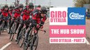 The Hub Show at the Giro d'Italia Big Start 2014 Part 2