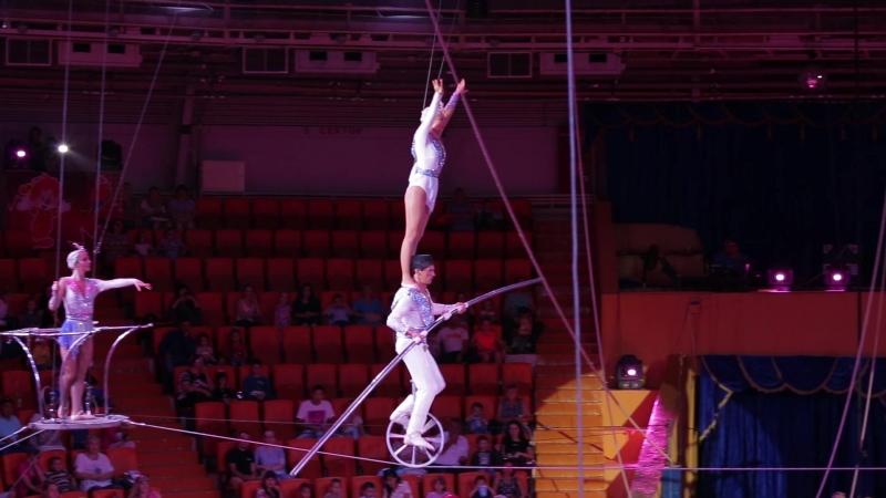Астраханский цирк