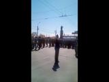парад в Иванове 9мая