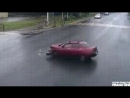 Как выглядят аварии с детьми депутатов, съемка с уличных камер