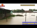 FLOOD DUE TO HEAVY RAINFALL IN MANIPUR