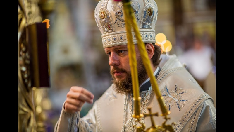 Божественна Літургія у Свято-Миколаївському храмі с.Лукавці Вижницького району