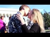 Kissing prank РАЗВОД ДЕВУШКИ на ПОЦЕЛУЙ в ПЕРВЫЙ РАЗ!