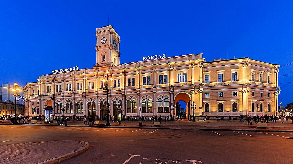 фотографии московского вокзала в хорошем качестве речь