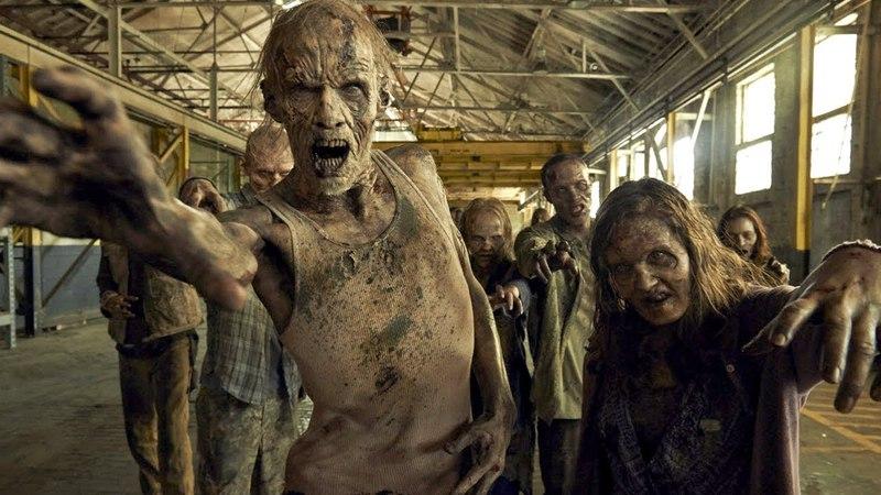 Самое безопасное место во время зомби-апокалипсиса   Перевод DeeAFilm