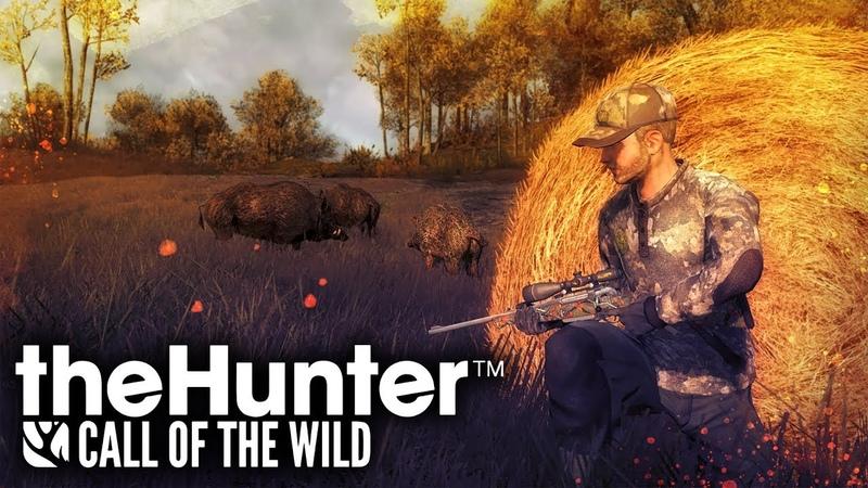 The Hunter Call of the Wild 🔴 ОХОТА В ХИРШФЕЛЬДЕНЕ стрим 17