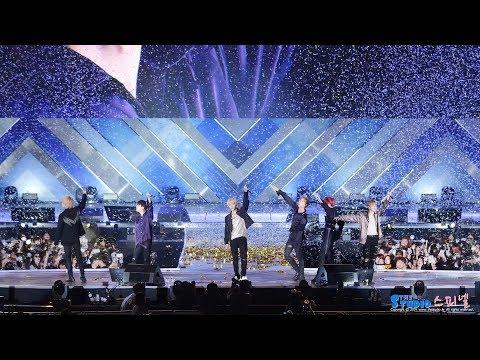 180622 방탄소년단 BTS 봄날 Spring Day 4K 직캠 @ 롯데 패밀리 콘서트 by Spinel