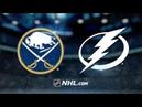 Buffalo Sabres vs Tampa Bay Lightning   Feb.21, 2019   Game Highlights   NHL 2018/19   Обзор матча