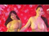 Ники Минаж (Nicki Minaj), 6ix9ine и другие в клипе FEFE (2018) HD 1080p - Голая Грудь, декольте