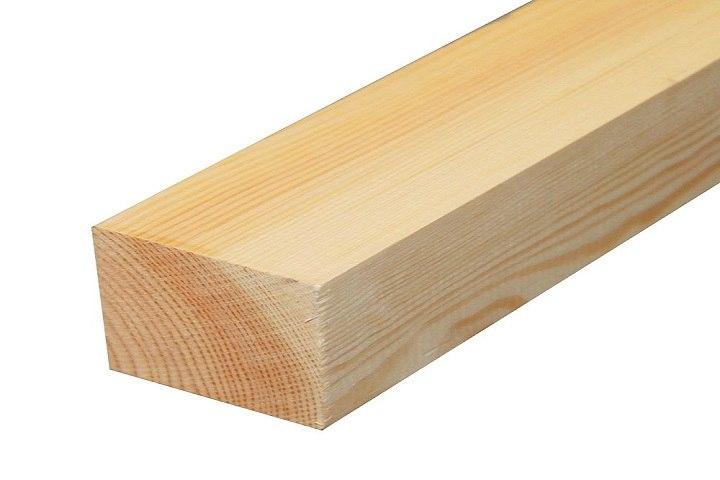 покупка деревянных балок перекрытия для крыши на lesbaza.by