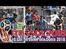 10 Gol Terbaik di Piala Dunia Sejauh ini