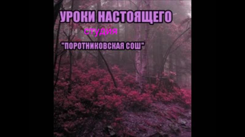 Итоговый ролик, МКОУ Поротниковская сош Бакчарского района