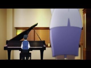 Piano no Mori (2018) / Рояль в лесу ТВ - 3 серия | Sharon, Dejz & Kanade EU [AniLibria.Tv]