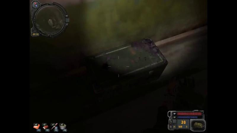 Восстановленные ящики-тайники