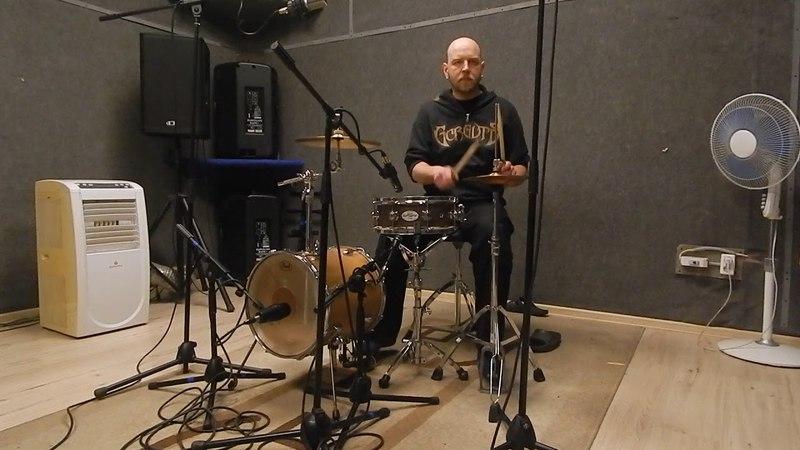 Малый барабан 12х5
