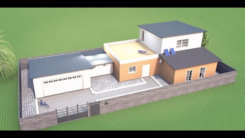 Дом жилой на участке 450 м2