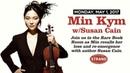 Min Kym Susan Cain | Gone: A Girl, a Violin, a Life Unstrung