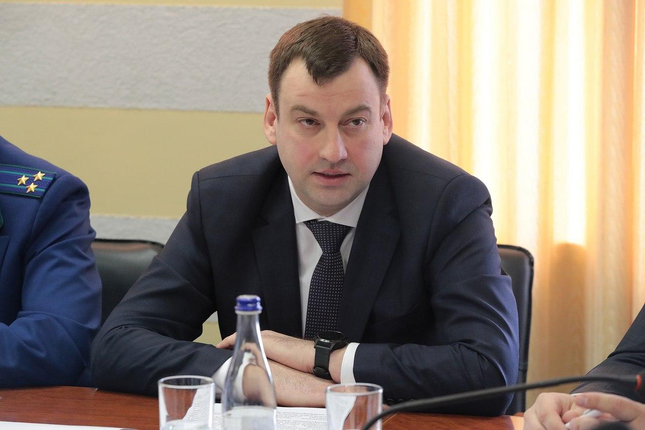 Глава администрации г.Таганрога Андрей Лисицкий