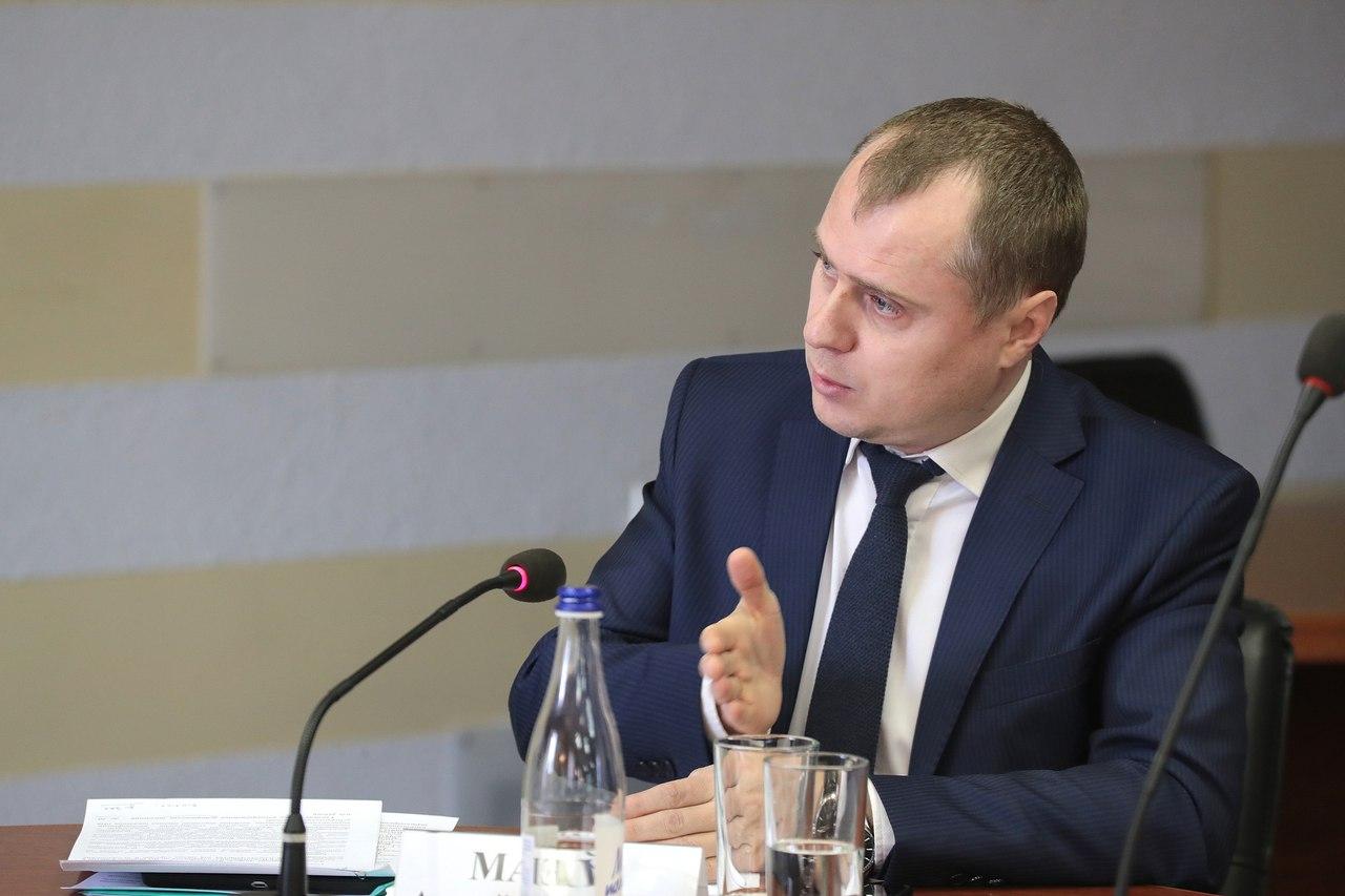 Министр жилищно-коммунального хозяйства Ростовской области Андрей Майер