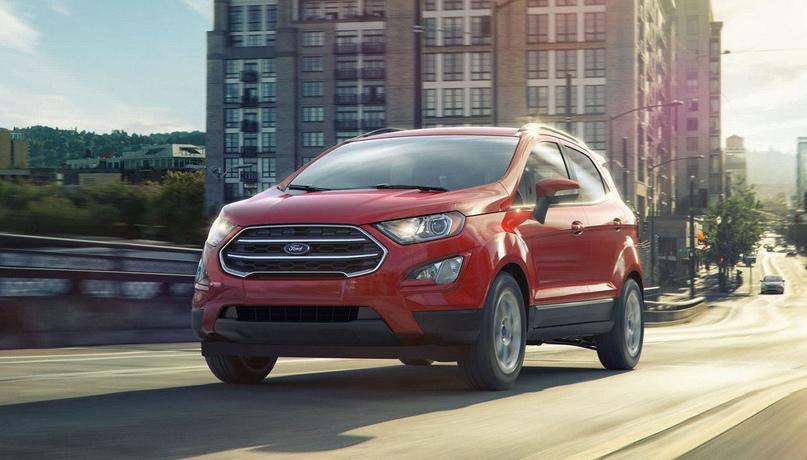Ford EcoSport 2017-2018. Акция на КАСКО!!! (подсчет стоимости ...