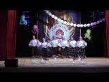 Танцевальная группа Народного коллектива ансамбля песни и танца