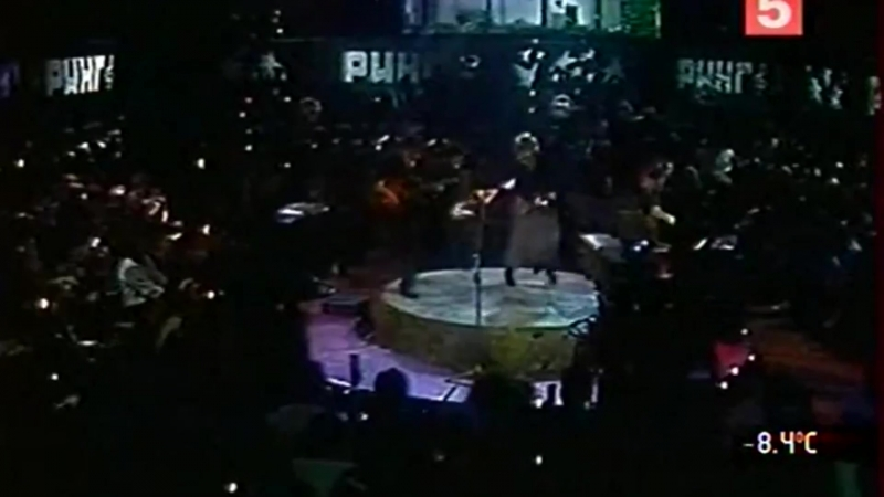 Жанна Агузарова и группа Браво - Ленинградский Рок-н-Ролл (1986)
