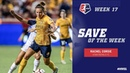 Week 17 Save of the Week | Rachel Corsie, Utah Royals FC | NWSL 2018