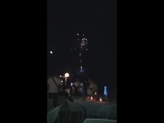 Вечер, Черногория, Будва, Большой праздник, Astoria Beach