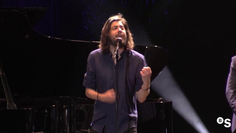 Salvador Sobral Para mí cantar es vivir. Es lo único que sé hacer. Festival Pedralbes 2018